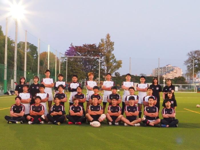 千葉大学ラグビー部 HP